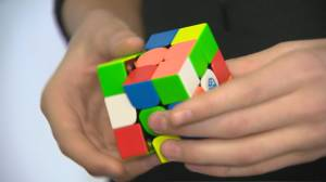 Rubik's Cube classroom lesson