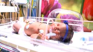 Baby born on 9/11 at 9:11 weighing 9 lbs 11 oz.