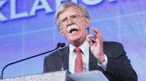 John Bolton out as Trump's national security adviser