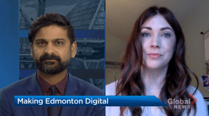 Making Edmonton Digital aims to help businesses adapt to pandemic (03:45)
