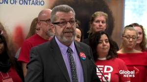Ontario elementary school teachers vote 98 per cent in favour of strike action