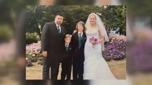 B.C. family shares heartbreak of COVID-19 loss (02:34)