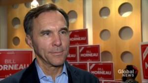 Federal Election 2019: Morneau says results 'great for Canadians'