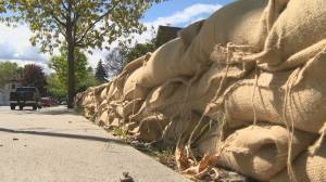 Kelowna residents prepare for flood season, firefighters train for swift water