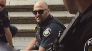 Ottawa police officer found not guilty in Black man's death (02:48)