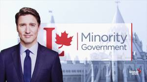 Federal Election 2019: Justin Trudeau projected to win minority government