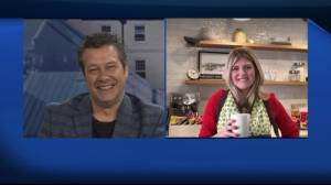 Global News Morning chats with Jaclyn Harper of Harper Designs (05:47)