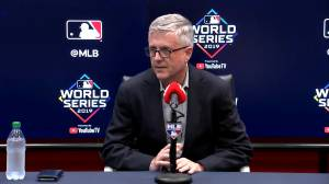 Houston Astros president says assistant GM Brandon Taubman fired over inappropriate comments to reporters
