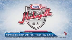 Community Event: Kraft Hockeyville 2021 (00:33)