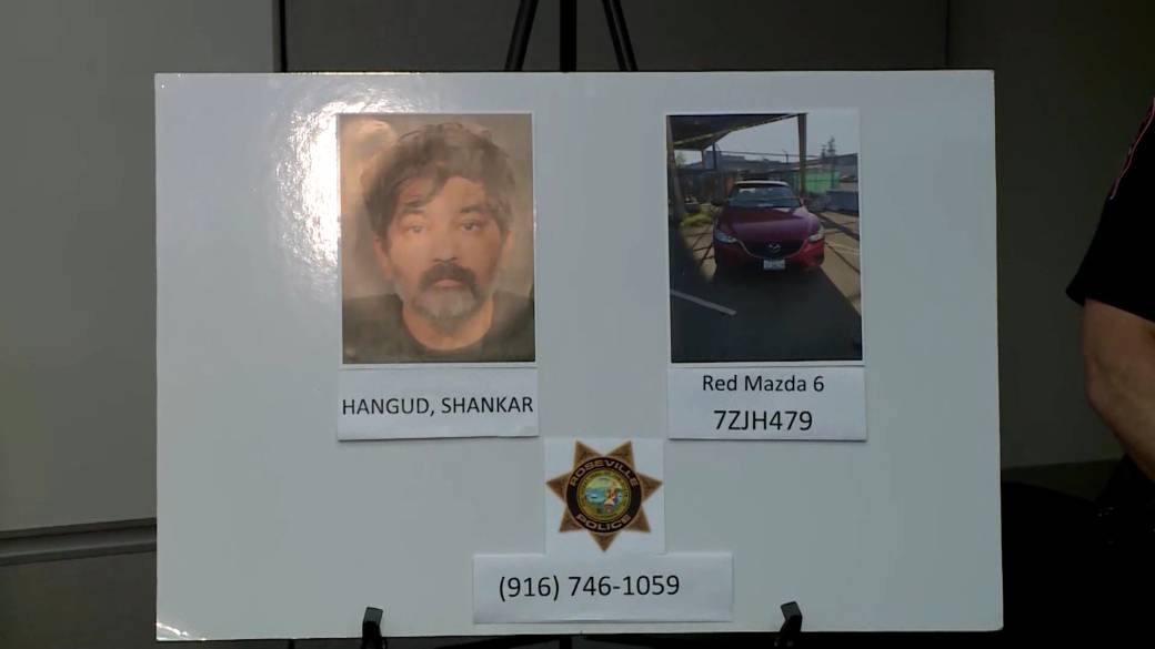 California man says he killed 4 family members, turns himself in with dead body in car