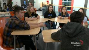 Calgary charity empowers teens to reach their goals