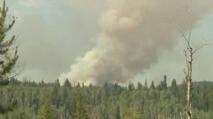 100 Mile House under wildfire evacuation alert (04:38)