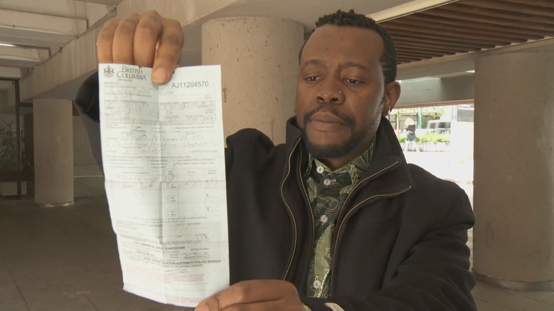 Calgary man's $173 SkyTrain ticket tossed on appeal