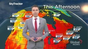 Saskatchewan weather outlook: June 30