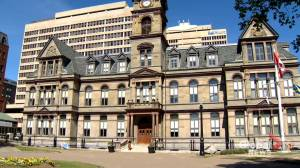 Gender parity achieved at Halifax city hall during unprecedented election (01:59)