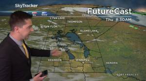 Sunny days: June 23 Manitoba weather outlook (01:31)