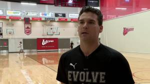 August 2021 Coach of the Month: Nick Lother (01:54)