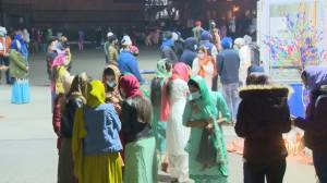 COVID-19 concerns rise over South Asian communities during Diwali (02:50)