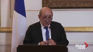 France says lacks evidence on origin of drones used in Saudi attack