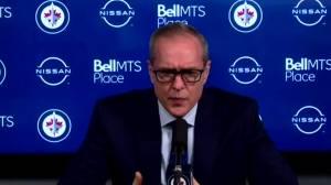 RAW: Winnipeg Jets Paul Maurice Interview – Apr. 5 (09:08)