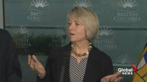 B.C. top doctor explains why province is focusing on coronavirus