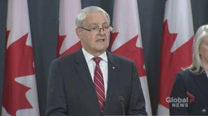 "Garneau says Canada is ""going to the very bottom of this' to get answers on Iran plane crash"
