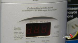 Saskatoon Fire Department considering steps to address carbon monoxide detector standards (01:46)