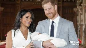 Prince Harry, Meghan Markle spending holiday season in Canada