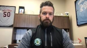 Baseball Saskatchewan hoping to play games soon (01:43)