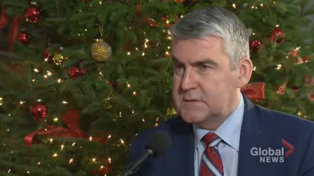 Click to play video '2020 year-end interview with Nova Scotia Premier Stephen McNeil'