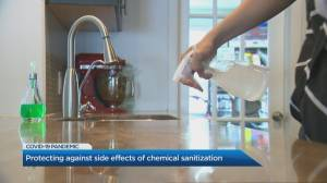Look out for these chemicals when buying sanitizing products (04:39)