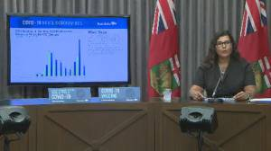 Manitoba health official lays out impact of COVID-19 pandemic on racialized communities in 3rd wave (05:45)