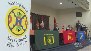 Indigenous-led shelter coming to Natoaganeg First Nation (02:01)