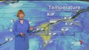 Global News Morning weather forecast: June 17, 2021 (01:18)