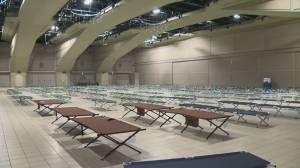 Edmonton Convention Centre reduces capacity amid COVID-19 outbreak (01:35)