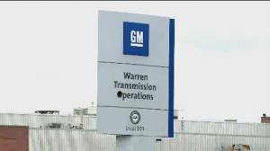 GM plants closing in Michigan, despite Trump's jobs promise