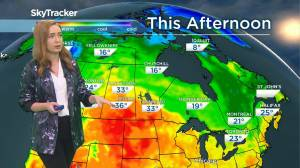 Relief in sight from the heat: August 19 Saskatchewan weather outlook