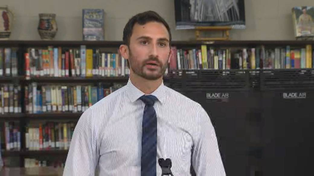 Click to play video: 'Ontario won't mandate COVID-19 vaccines for school staff, students but looking to increase testing options: Lecce'