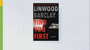 Thriller novelist Linwood Barclay on his new book 'Find You First' (04:53)