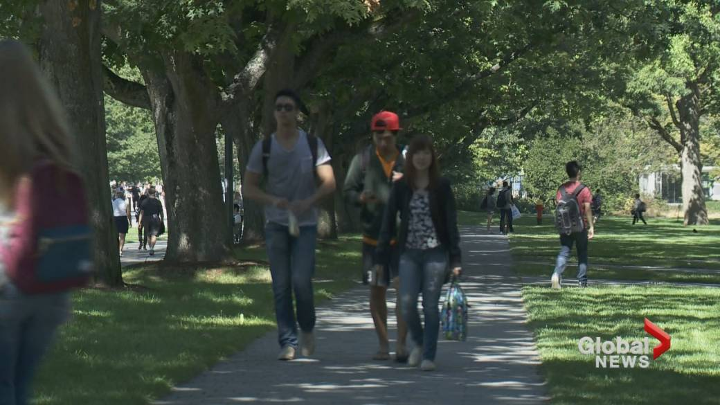 'B.C. education system to lose millions due to loss of international students'