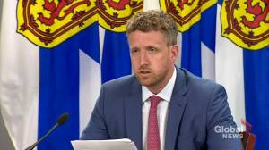 N.S. on track to opening to Canada next week (02:01)