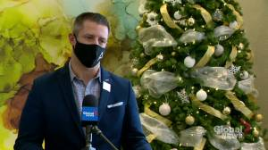 Cancelled Christmas parties come at a cost to Regina businesses (01:39)