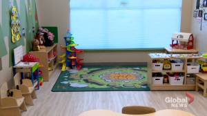 Alberta, Ottawa extend child care deal (01:53)