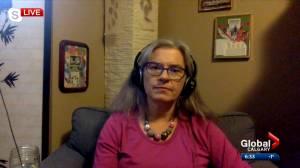 Alberta sociologist believes we're past 'peak responsibility' in COVID-19 pandemic (03:18)