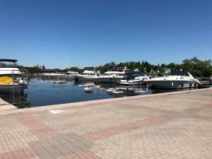 Peterborough Marina likely to see less traffic with no Musicfest, closed borders