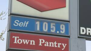 Gas prices jump by 16 cents per litre at many gas stations in the Okanagan