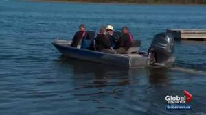 Edmonton health matters: fishing therapy