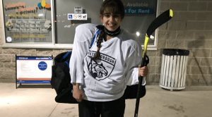 Syria-born siblings enjoy first year of playing hockey in Peterborough (02:03)