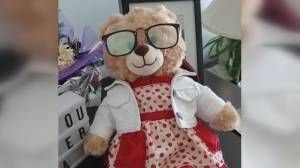 Woman appeals for return of stuffed bear with recording of dead mothers voice