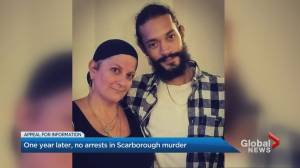 Mother still searching for answers in Toronto son's 2020 death (02:48)
